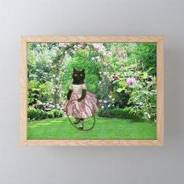 Roxy Framed Mini Art Print