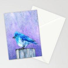 Bluebird Bliss Stationery Cards
