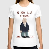 mike wrobel T-shirts featuring Mike Ehrmantraut by Sloe Illustrations