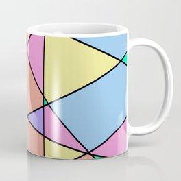 Geometric Shapes Coffee Mug