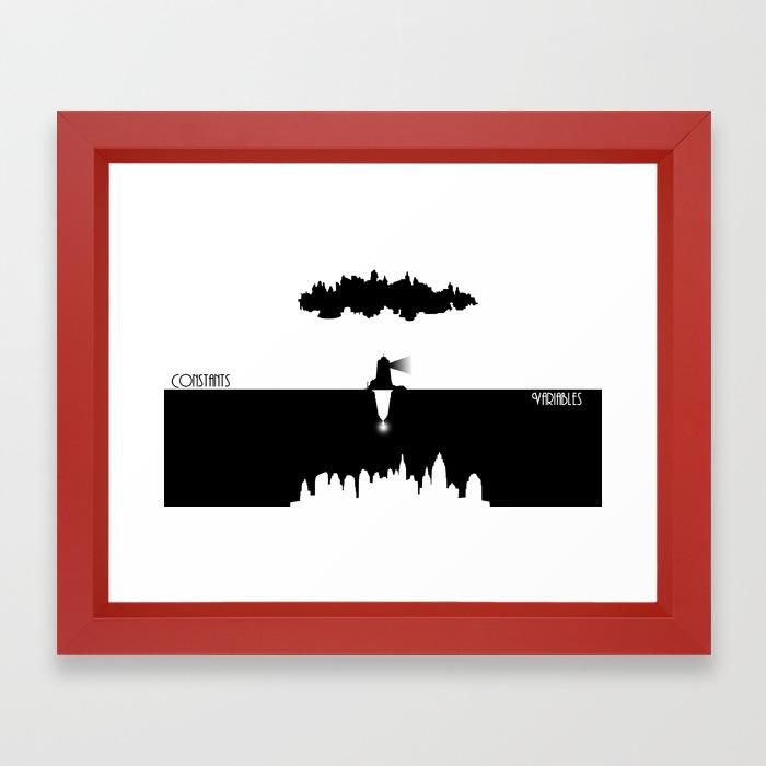 Bioshock framed art print