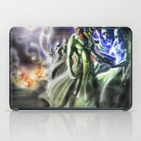 army iPad Cases featuring Golgalak Army by NeverSurrender