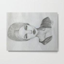 Daphne Groeneveld Metal Print
