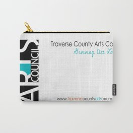 Fundraiser:  Traverse County Arts Council Carry-All Pouch