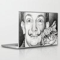 dali Laptop & iPad Skins featuring Dali by Alice Macarova
