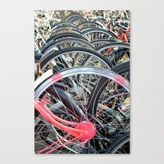 Wheels Canvas Print