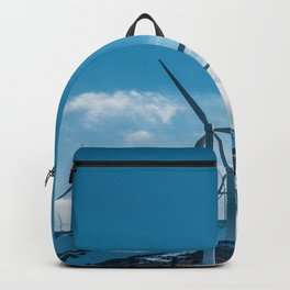 The Wind Farm (Color) Backpack