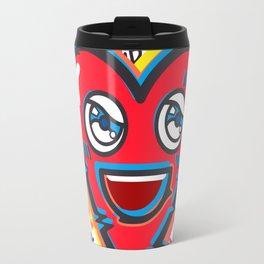 LOVE BEAT Travel Mug