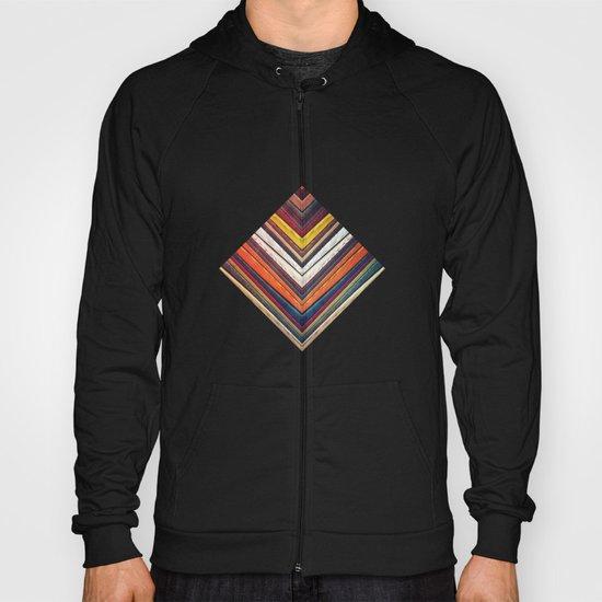 Geometric/Abstract V Hoody