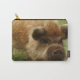 March of the Ginger Pig Carry-All Pouch