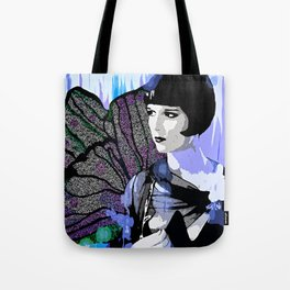 Louise Brooks:  We'll Always Have Paris Tote Bag