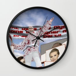 Elections in Russia Wall Clock