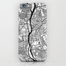 Cairo Map Gray Slim Case iPhone 6s