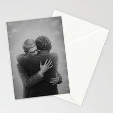 John and Sherlock Stationery Cards