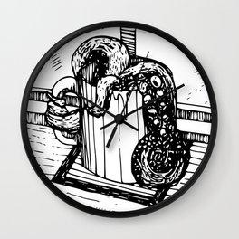 The Mug Wall Clock