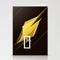 pocket fuel Stationery Cards featuring FUEL by Pedro A Ribeiro