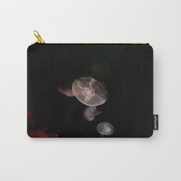 See-through jellyfish Carry-All Pouch