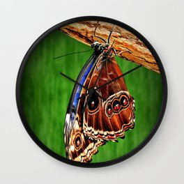Hanging around. Wall Clock