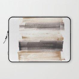 [161216] 9. Solid  Watercolor Brush Stroke Laptop Sleeve