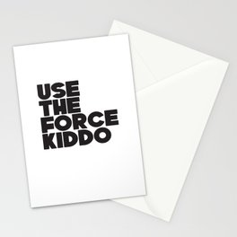 Use the Force Kiddo Stationery Cards