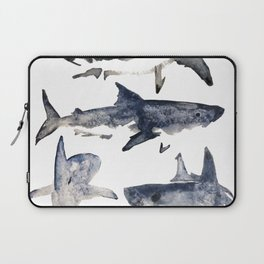 School or Shiver Laptop Sleeve