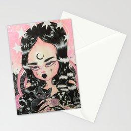 LADY NERA Stationery Cards