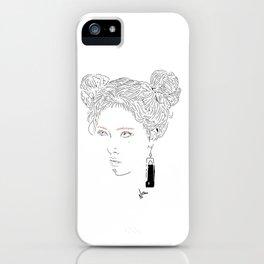 HYUN A iPhone Case
