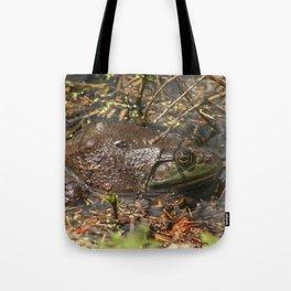 Bullfrog Tote Bag