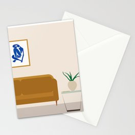 Interior with Matisse Stationery Cards