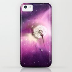 DANDELION IN THE UNIVERSE iPhone 5c Slim Case