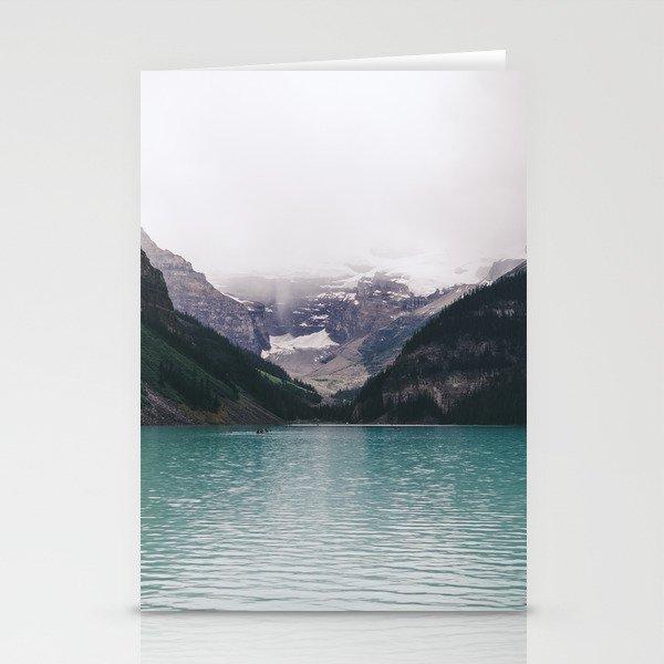 Lake Louise Stationery Cards