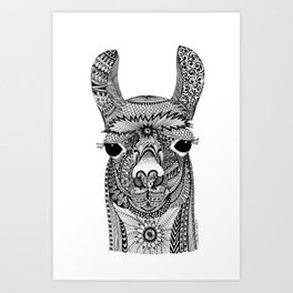 WanaKu Art Print