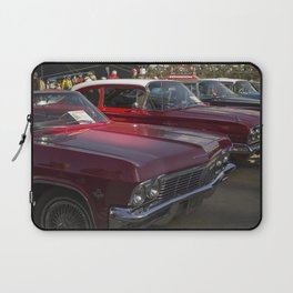 Old-timey Quebec City cars Laptop Sleeve
