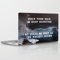 Wanna Be Your Sunlight Laptop & iPad Skin