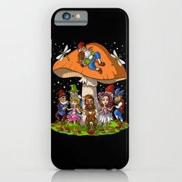 Hippie Gnomes iPhone Case