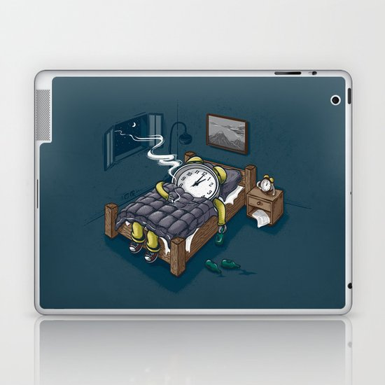 Sleep Modus Laptop & iPad Skin