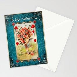 Valentine's Day Vintage Card 054 Stationery Cards