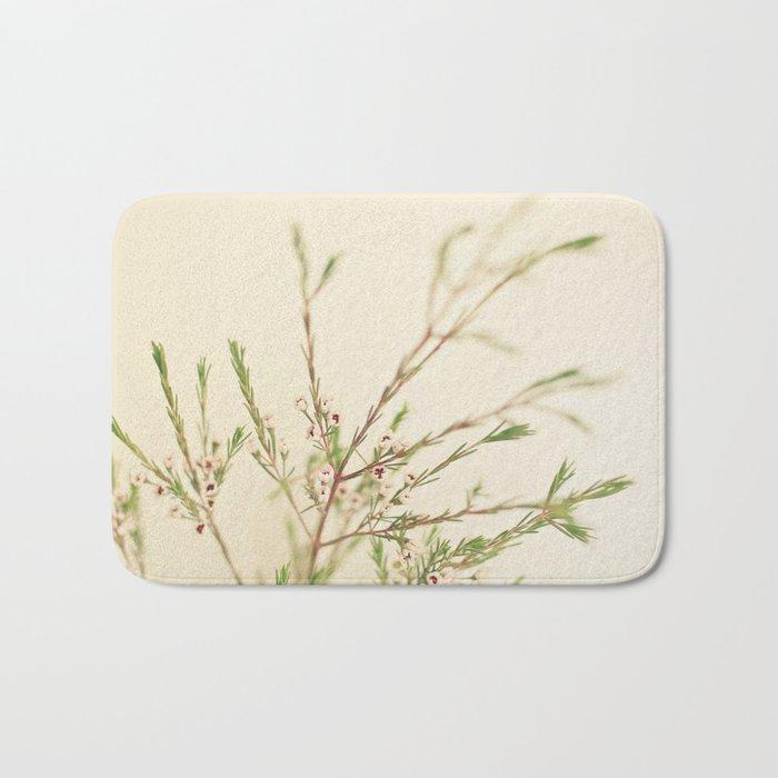 Waxflower Bath Mat