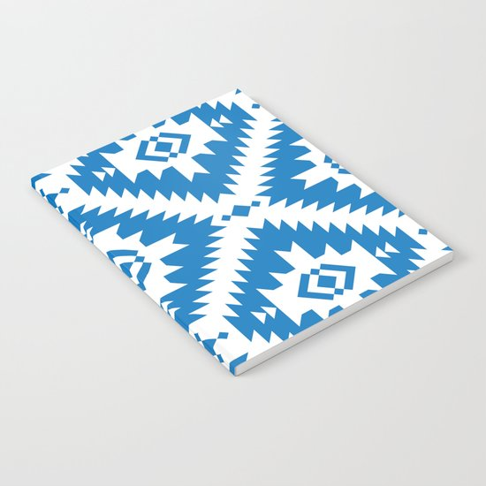 NavNa Blue Notebook