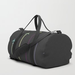 Retro Airplanes 08 Duffle Bag