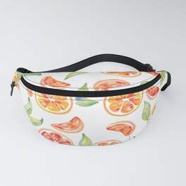 Oranges Pattern Fanny Pack