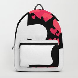 Love Autism Awareness Gift Backpack