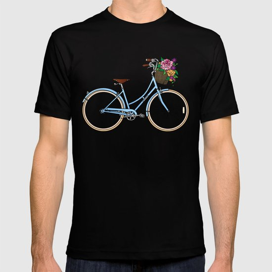 Her Bicycle T-shirt