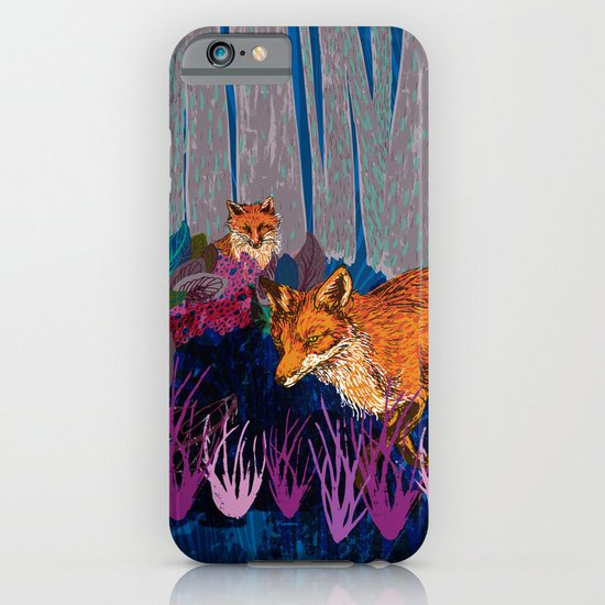 night hunt iPhone & iPod Case