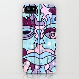 Surrounded By Women iPhone Case