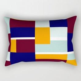 Odd symmetry Rectangular Pillow