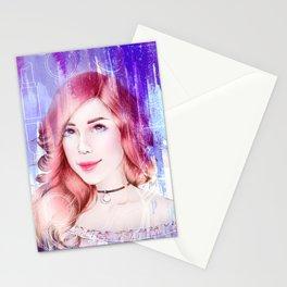 Makeup guru Stationery Cards