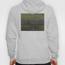 Vincent van Gogh - The Old Tower at Dusk Hoody