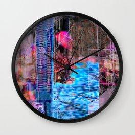 Mungo City Wall Clock