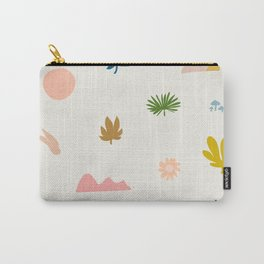 Abstraction_Nature_Wonderful_Day_02 Carry-All Pouch